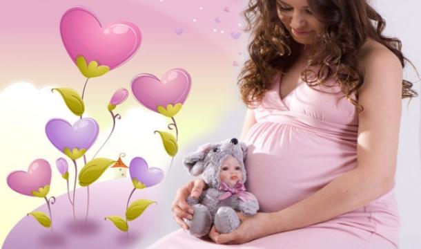 фото беременных гажиенко